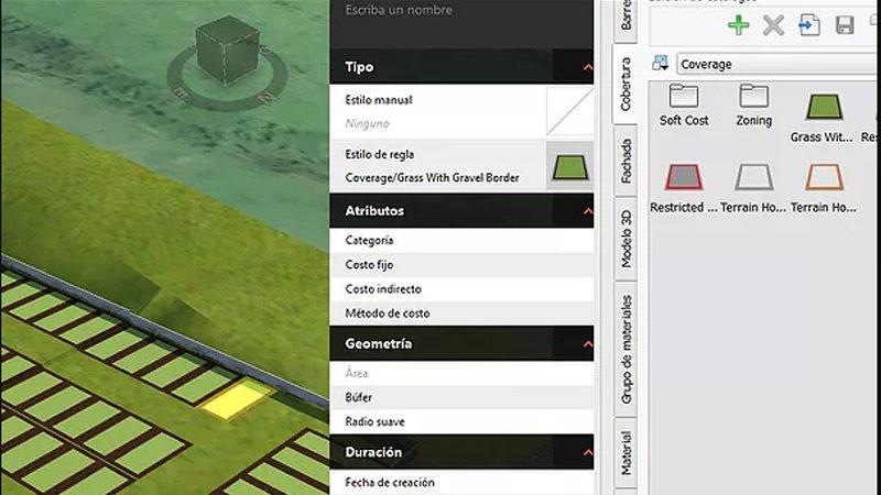 Proyectos de Ingeniería Civil encaminados a la visualización